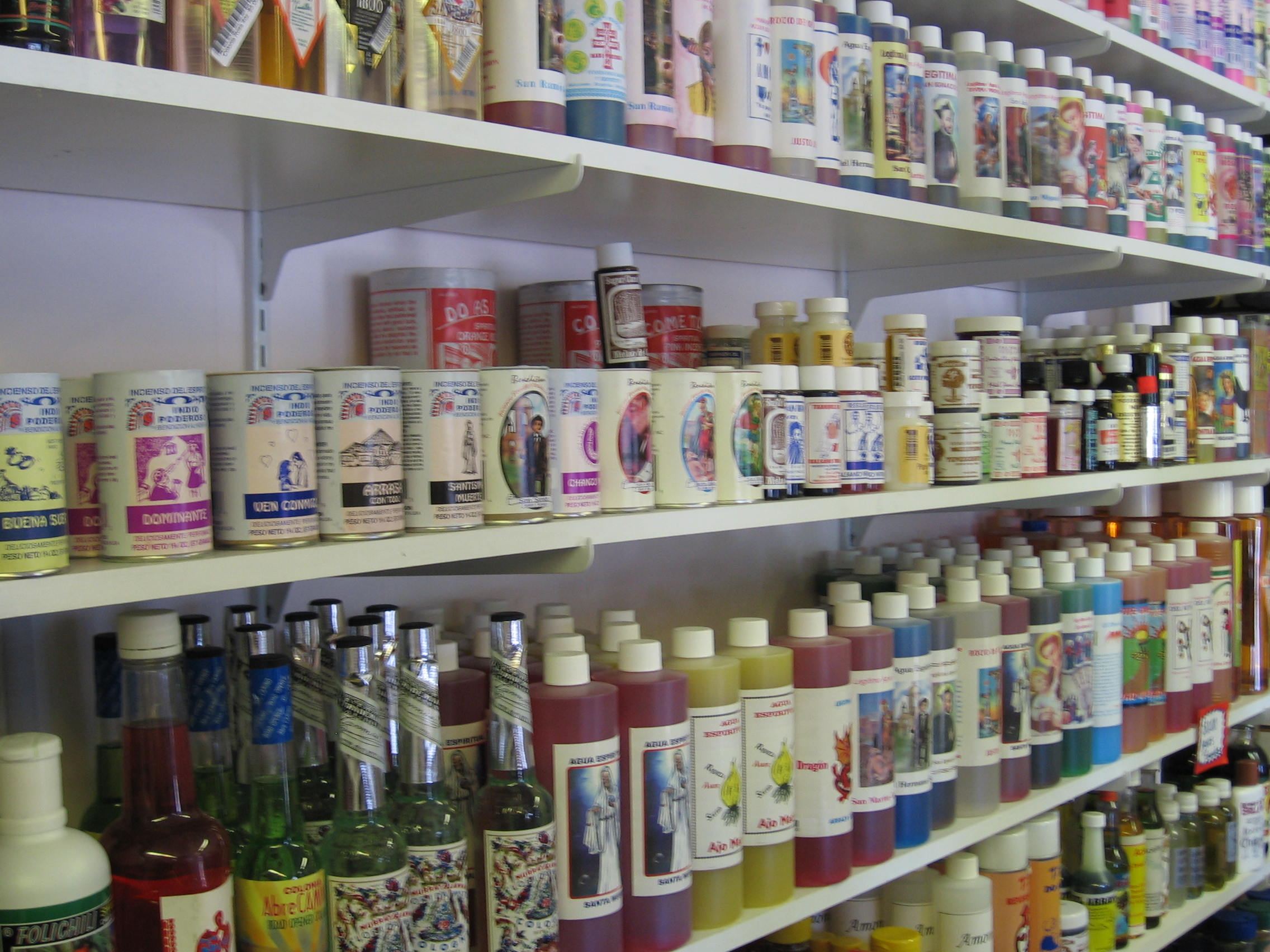 Botanica Brillante: Santeria Palo Ifa Supplies